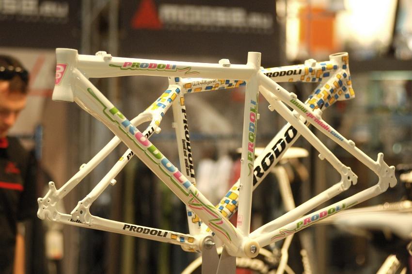 Bike Brno 2009: airbrushové barvičky u Prodoli