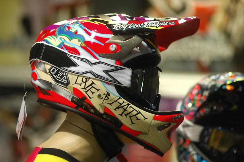 Bike Brno 2009: Troy Lee Designs