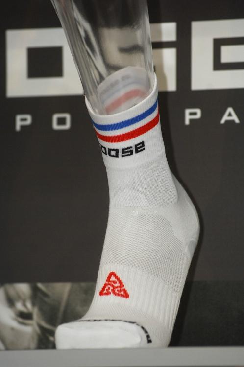 Bike Brno 2009: mistrovská ponožka od Moose