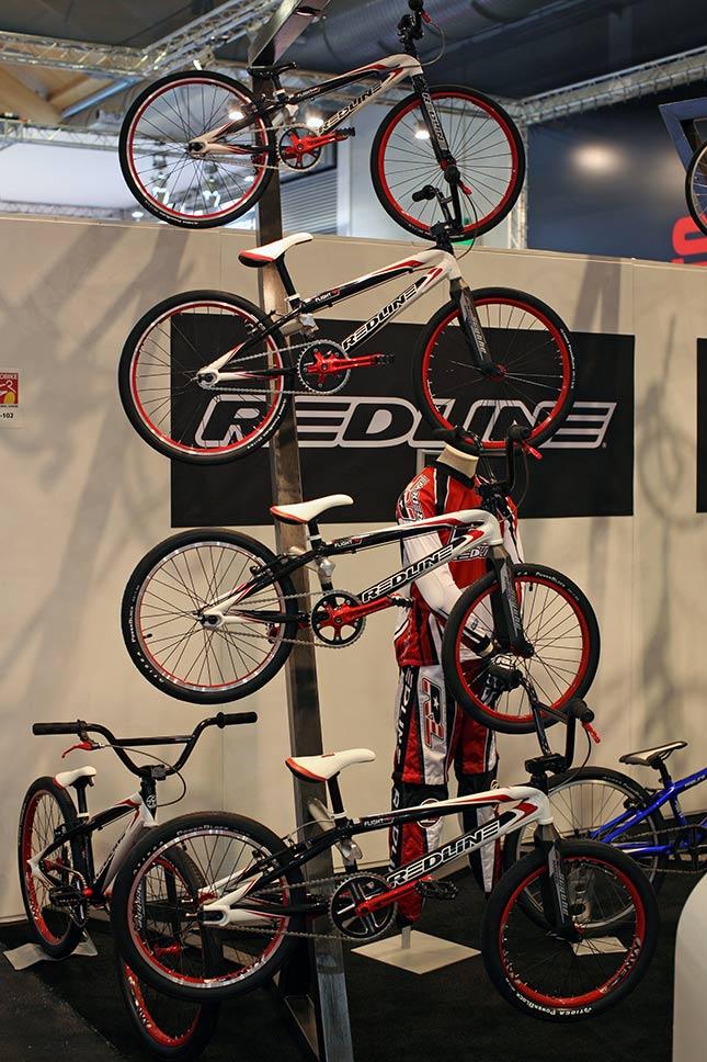 Redline 2010 na Eurobike 2009