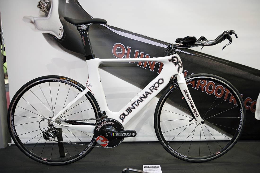 Quintanaroo 2010 na Eurobike 2009