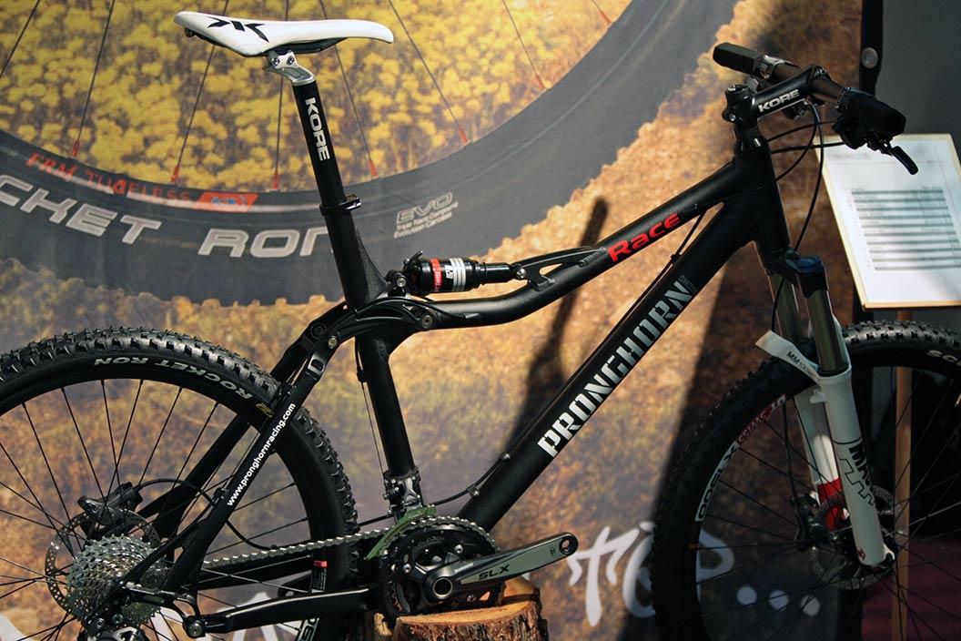 Pronghorn 2010 na Eurobike 2009