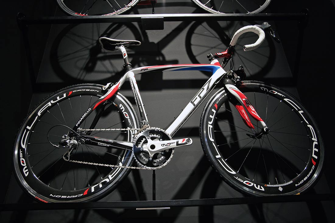 Pinarello 2010 na Eurobike 2009