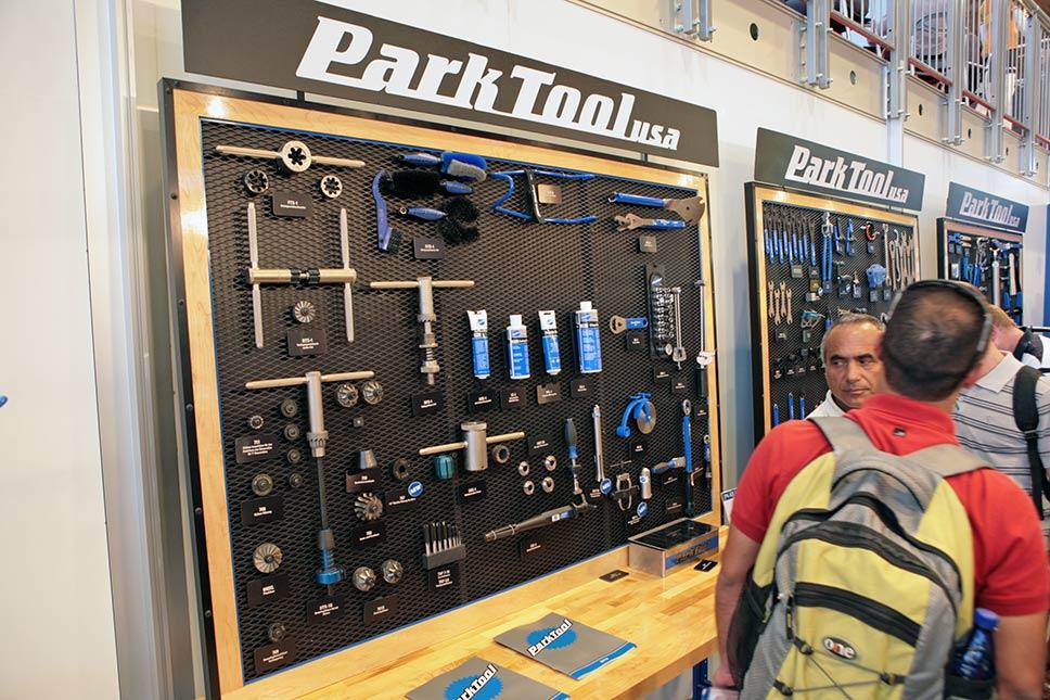 Park Tool 2010 na Eurobike 2009