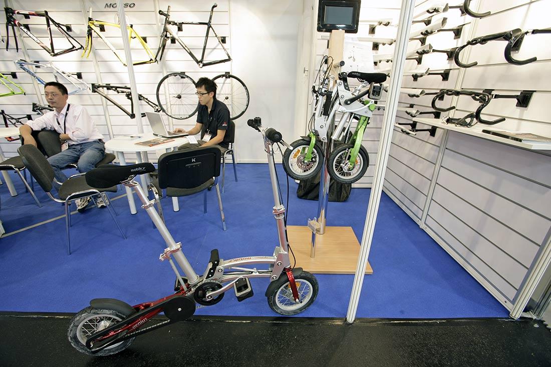 Pacific Cycles 2010 na Eurobike 2009