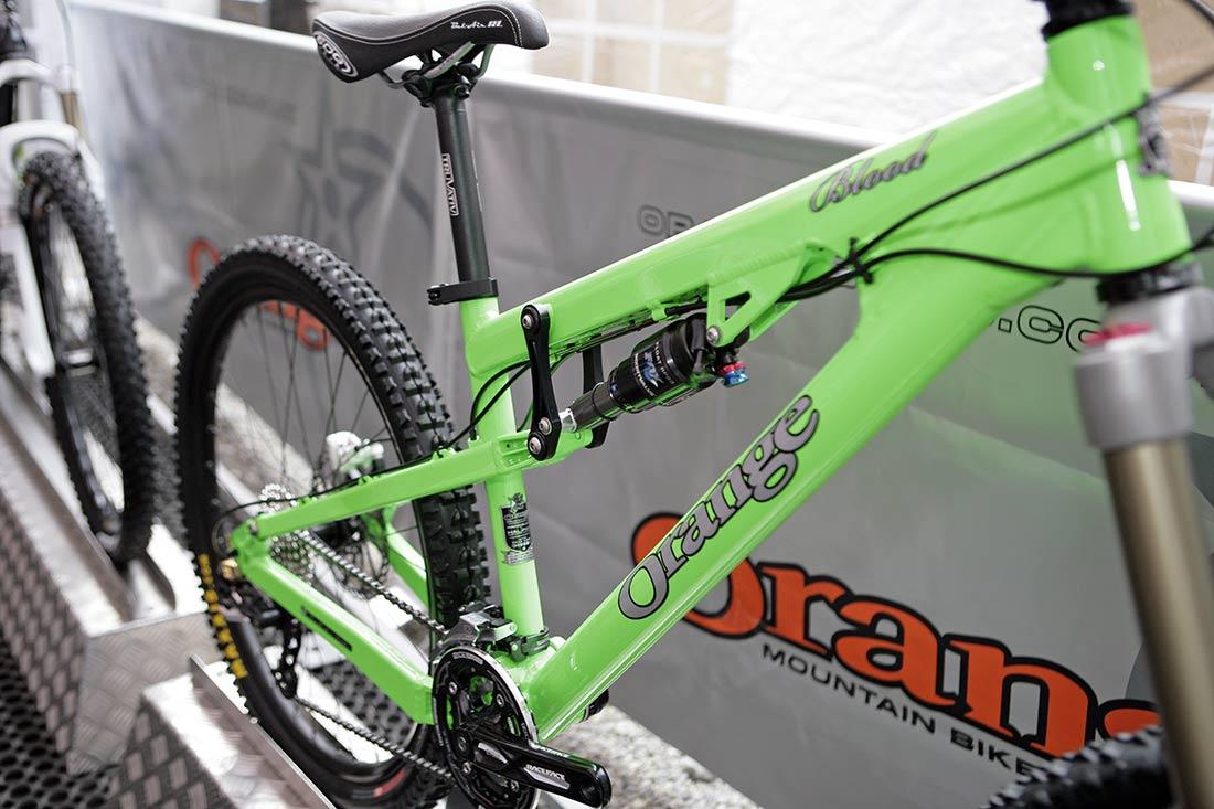 Orange 2010 na Eurobike 2009