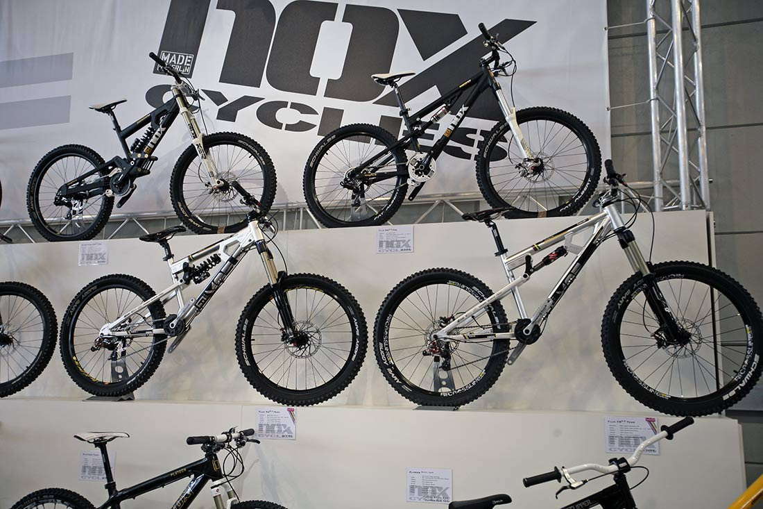 Nox 2010 na Eurobike 2009