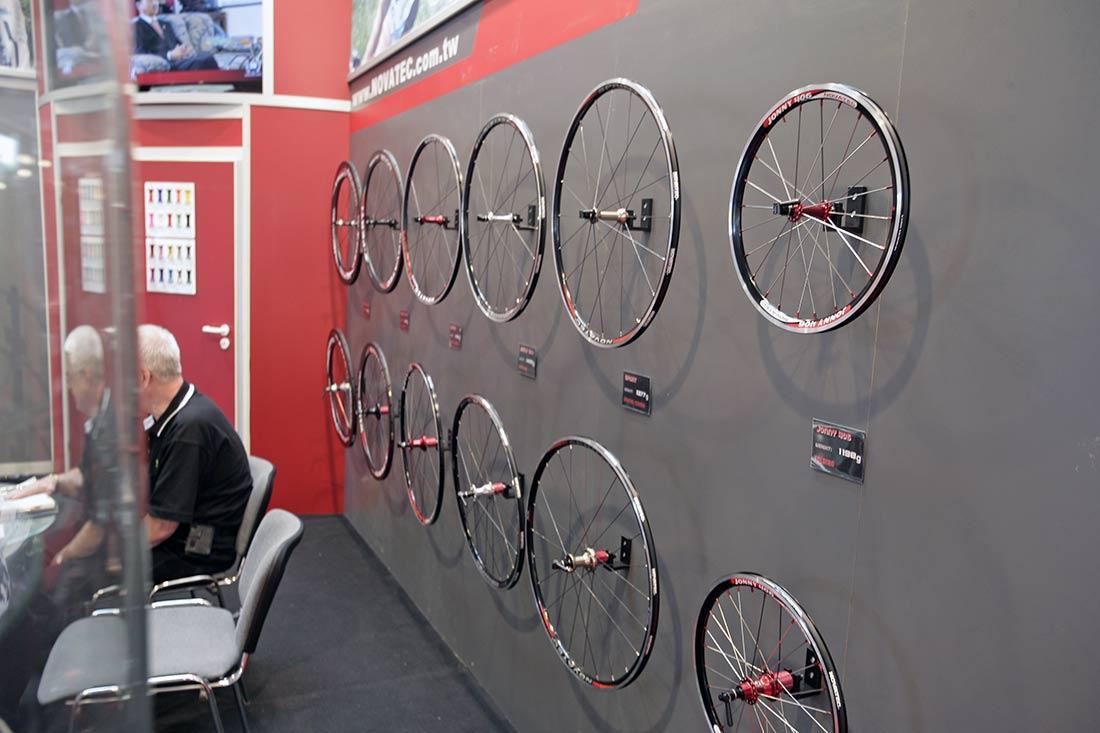 Novatec 2010 na Eurobike 2009