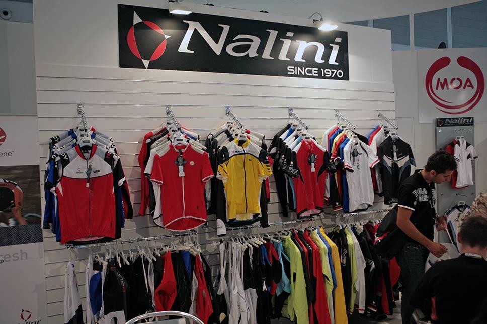 Nalini 2010 na Eurobike 2009