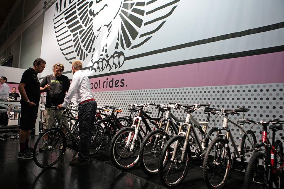 MTB Cycletech 2010 na Eurobike 2009