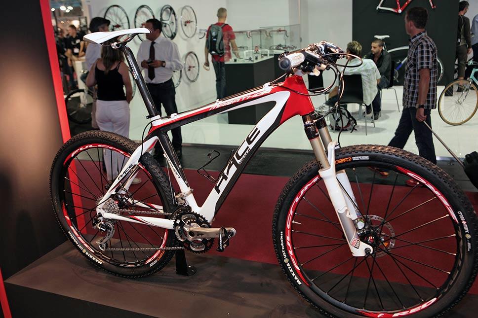 Moser 2010 na Eurobike 2009