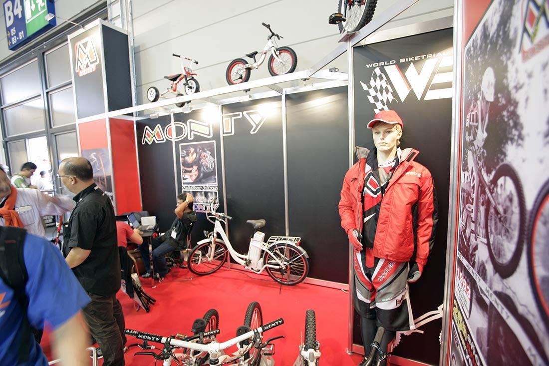 Monty 2010 na Eurobike 2009