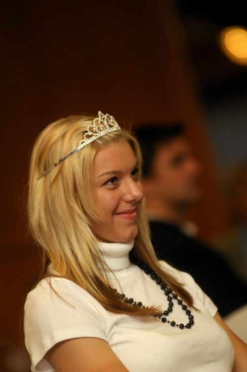 Král cyklistiky 2009 - Miss sympatie Lucie Záleská