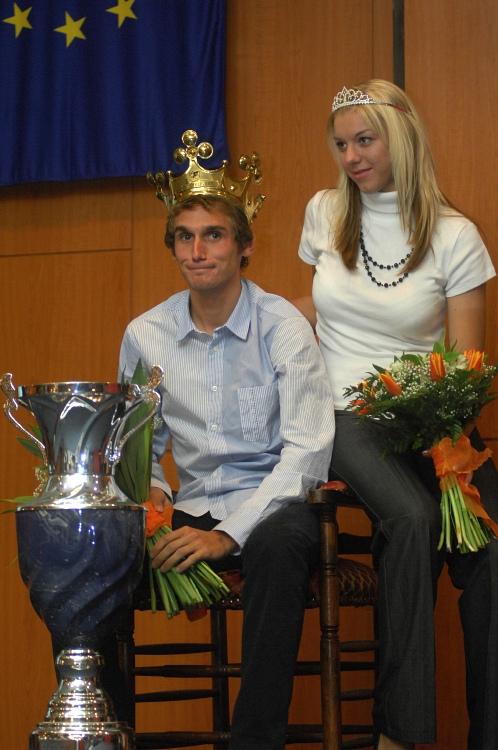 Král cyklistiky 2009 - Roman Kreuziger králem české cyklistiky
