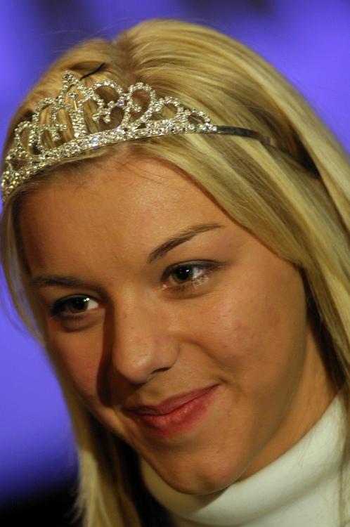 Kr�l cyklistiky 2009 - Miss sympatie Lucie Z�lesk�
