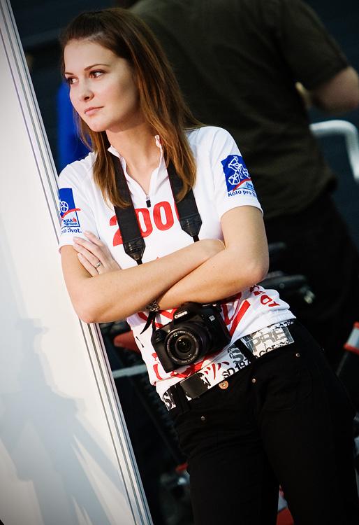 Bike Brno 2009 - sl. Broňa