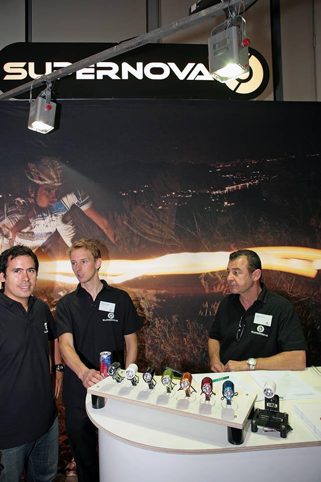 Supernova 2010 na Eurobike 2009