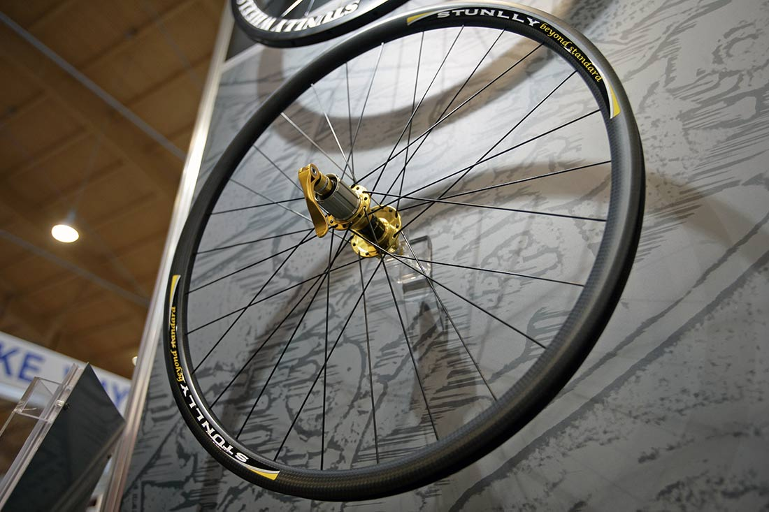 Stunlly Wheels 2010 na Eurobike 2009