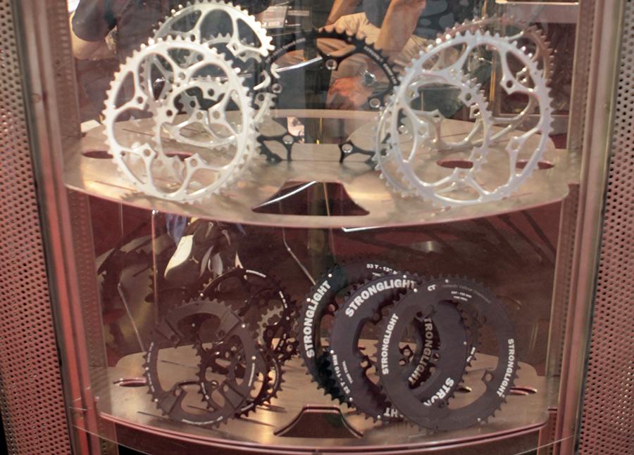 Stronglight 2010 na Eurobike 2009