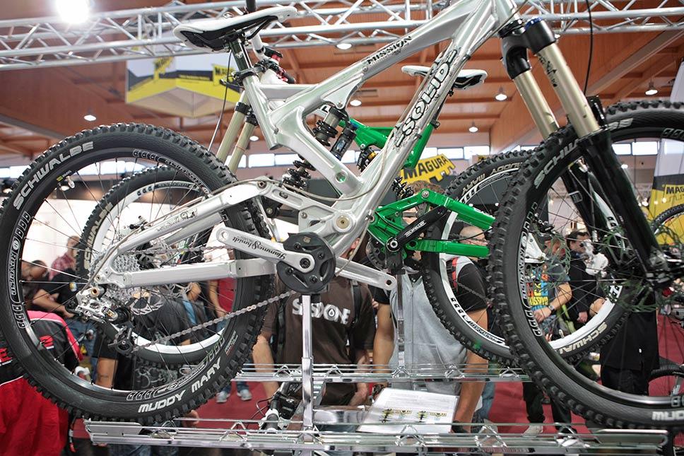Solid 2010 na Eurobike 2009