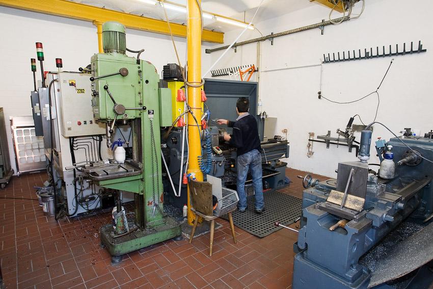 Nicolai 2009 - návštěva výroby