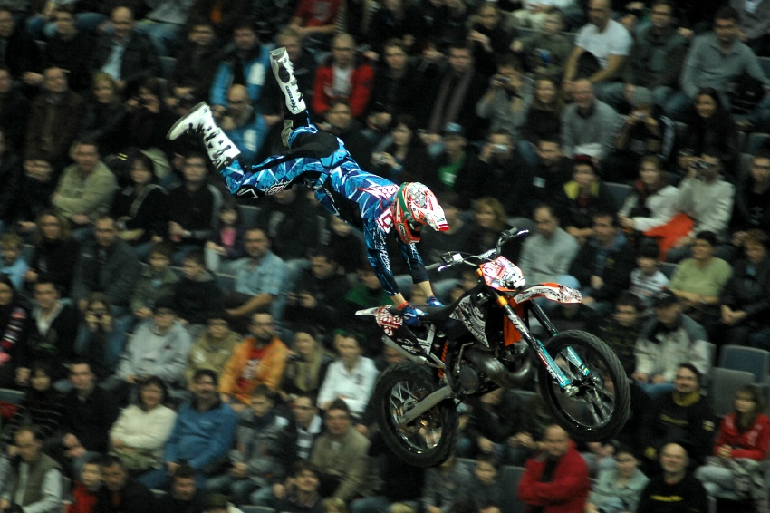 FMX Gladiator Games 2009, Praha: Martin Koreň