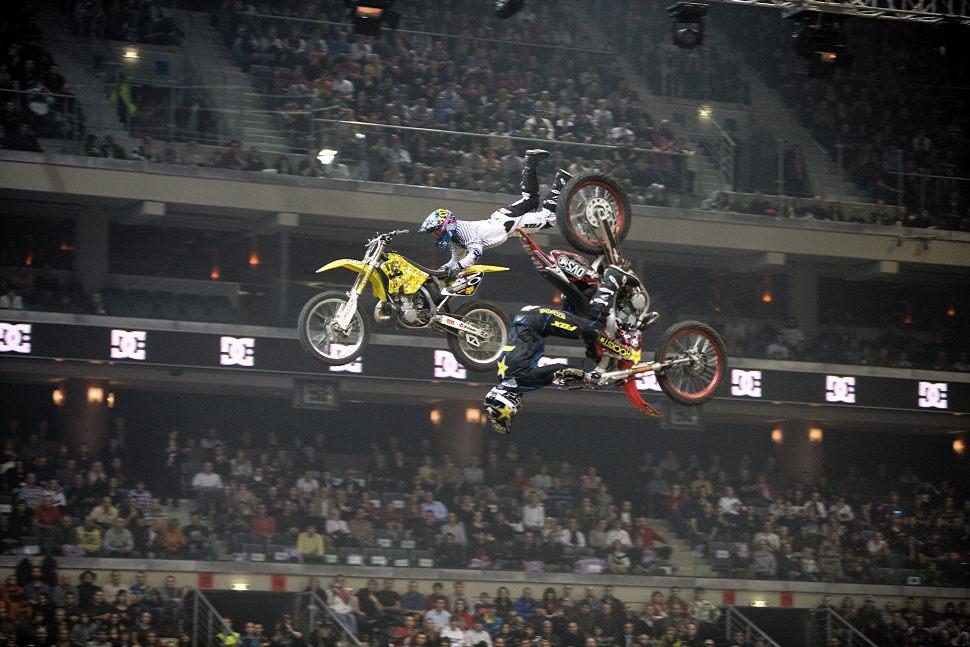 MTV FMX Gladiator Games 2009
