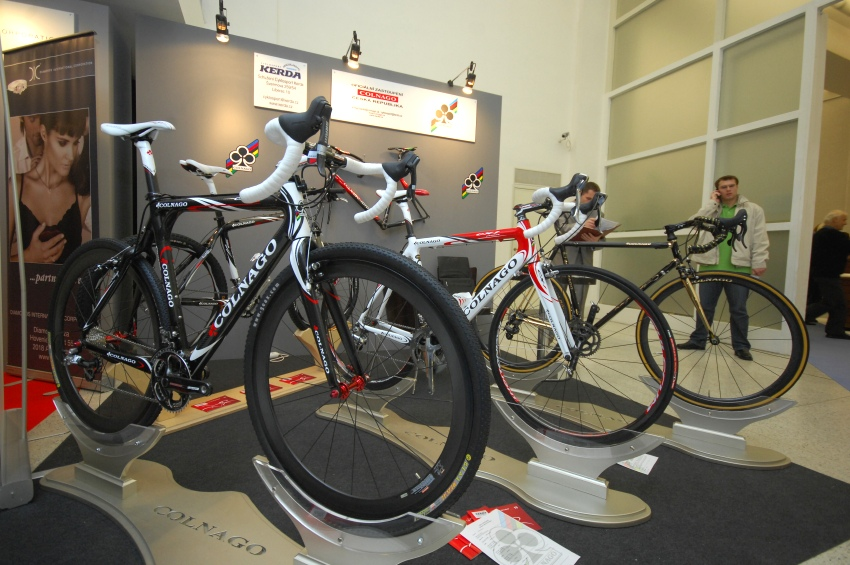 MMotion 2009: expozice Colnago