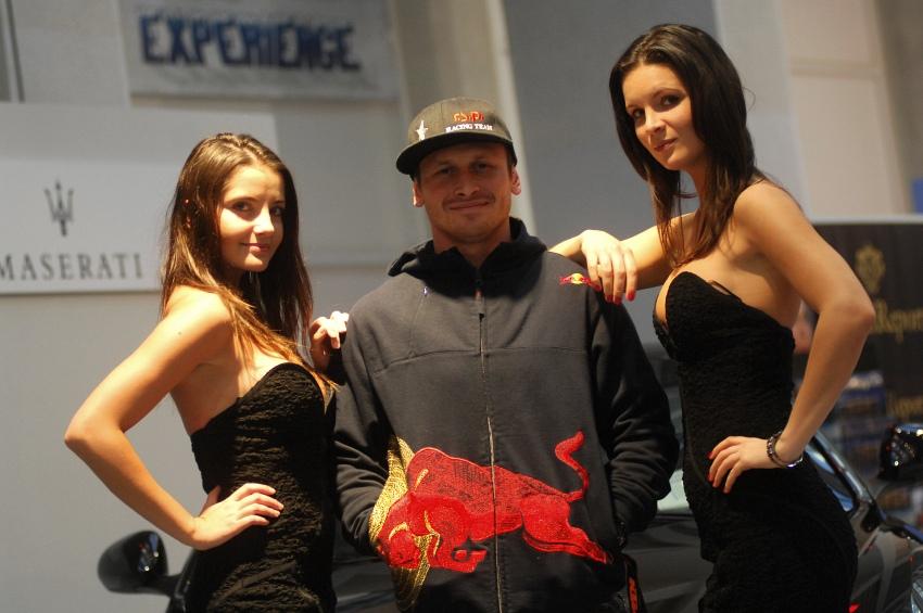 MMotion 2009: Majkl Maroši
