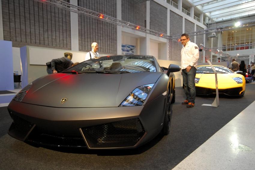 MMotion 2009: Lamborghini
