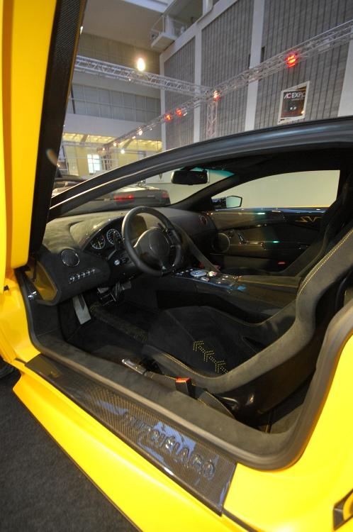 MMotion 2009: Lamborghini Murcielago LP670-4 SuperVeloce (cca 8 mil. Kč)