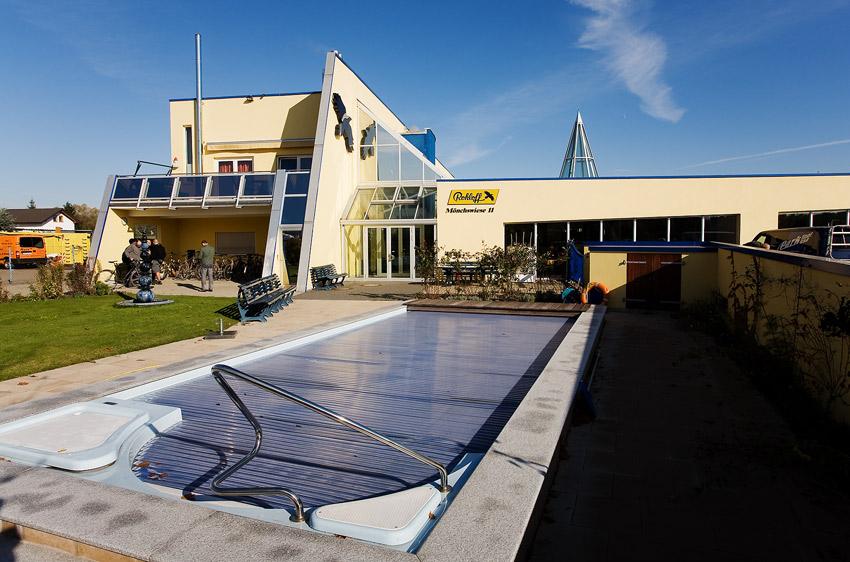 Rohloff 2009 - sídlo firmy