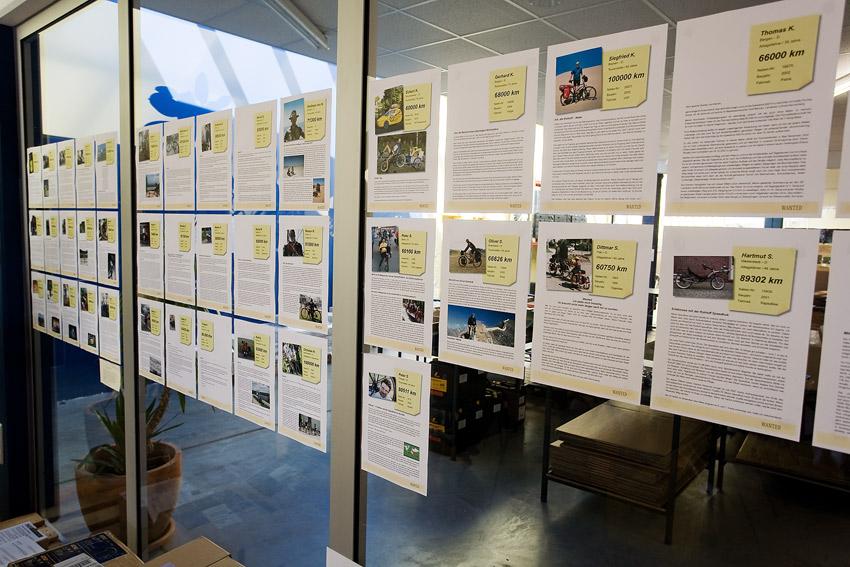 Rohloff 2009 - příběhy účastníků soutěže Wanted Day