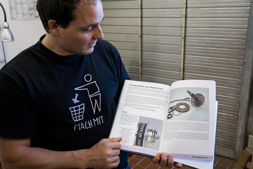 Rohloff 2009 - kniha o Rohloffu