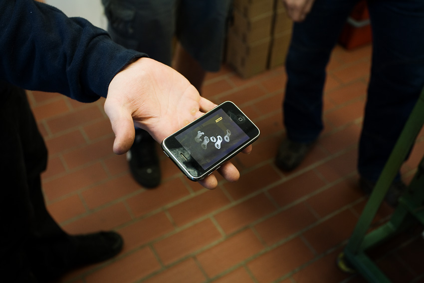 Rohloff 2009 - video o výrobě řetězů