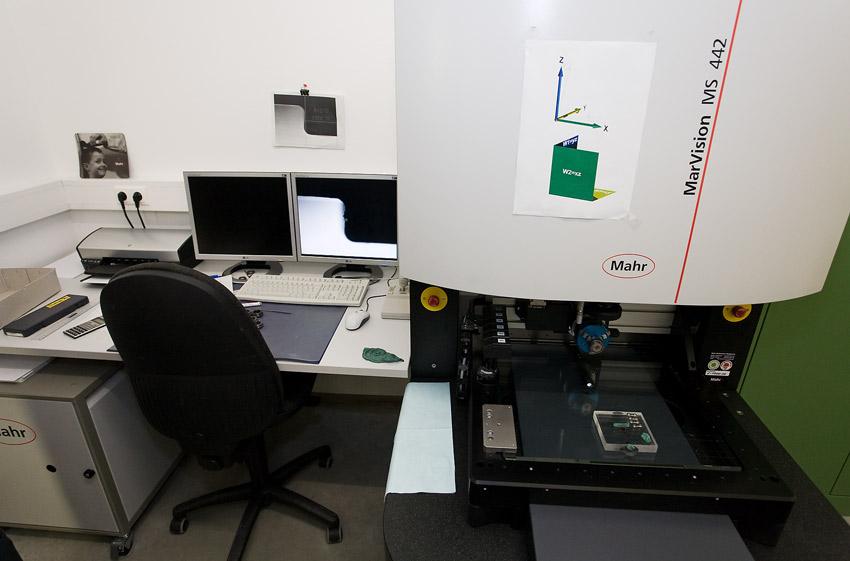 Rohloff 2009 - defektoskop