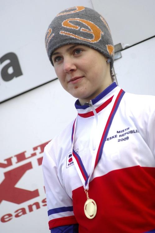 Toi Toi Cup #7, 21.10.2009 Louny: Markéta Drahovzalová vybojovala titul v kadetkách