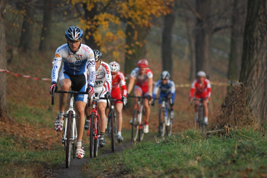 Toi Toi Cup #7, 21.10.2009 Louny: Jan Škarnitzl na čele