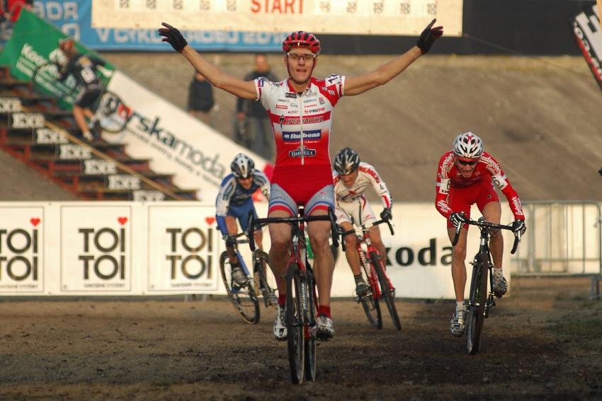 Toi Toi Cup #7, 21.10.2009 Louny: Jaroslav Kulhavý vítězí
