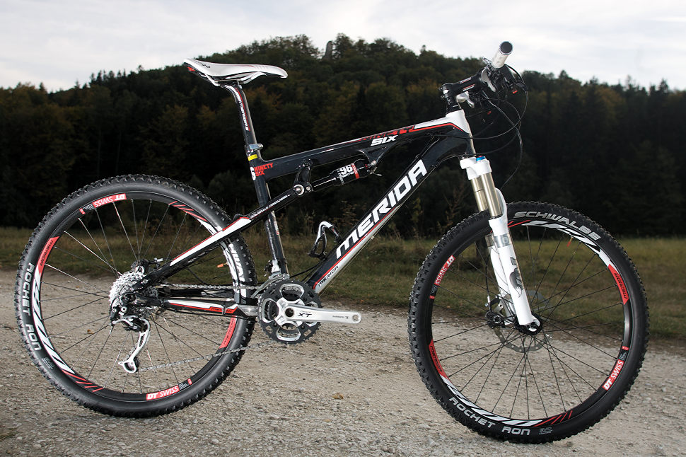 Merida Ninety Six Carbon 3000-D