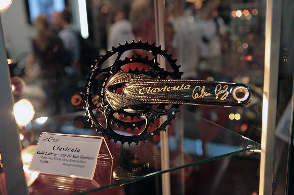 Schmolke 2010 na Eurobike 2009
