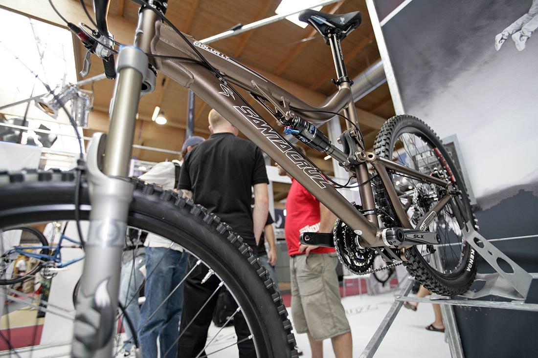 Santa Cruz 2010 na Eurobike 2009
