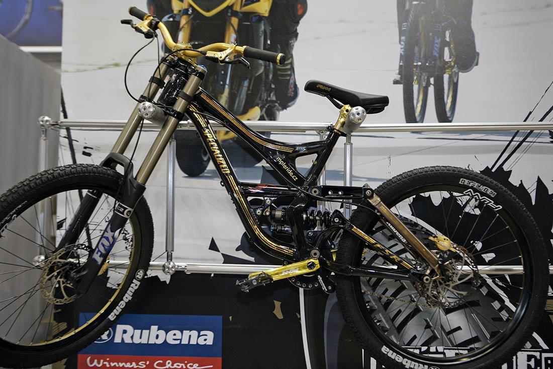 Rubena 2010 na Eurobike 2009