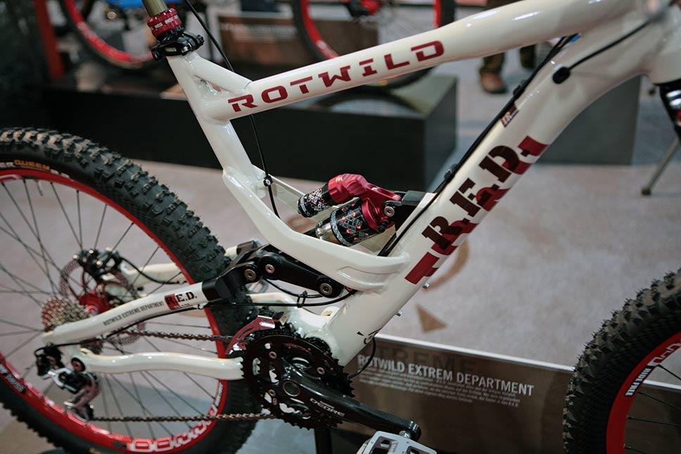 Rotwild 2010 na Eurobike 2009