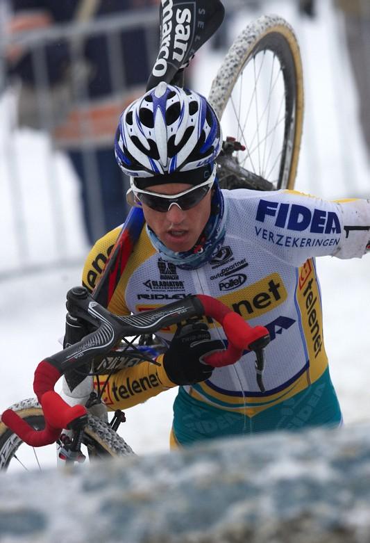 Mistrovství ČR v cyklokrosu 2010, Tábor: Zdeněk Štybar