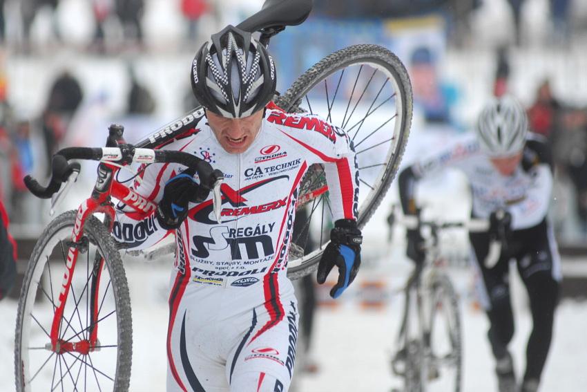 Mistrovství ČR v cyklokrosu 2010, Tábor: Kamil Ausbuher