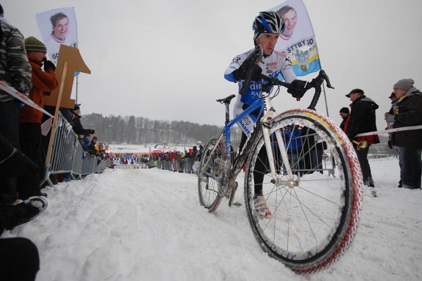 Mistrovství ČR v cyklokrosu 2010, Tábor: Jan Škarnitzl