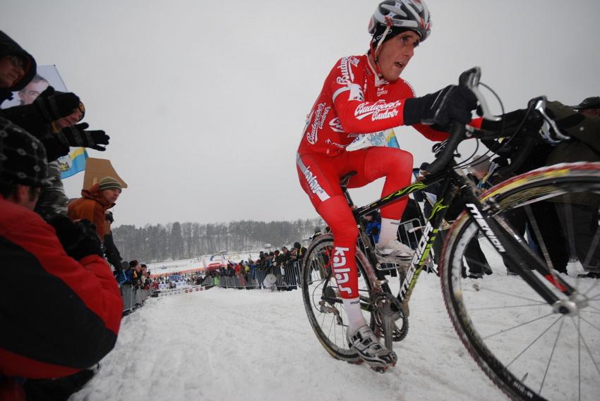 Mistrovství ČR v cyklokrosu 2010, Tábor: Martin Bína jel dobrý závod