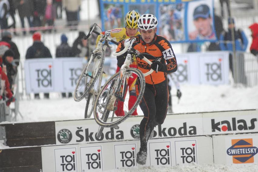 Mistrovství ČR v cyklokrosu 2010, Tábor: Zdeněk Mlynář