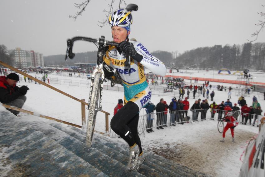 Mistrovství ČR v cyklokrosu 2010, Tábor: Petr Dlask